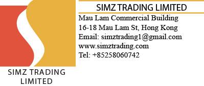 SIMZ Trading Limited - Hong Kong